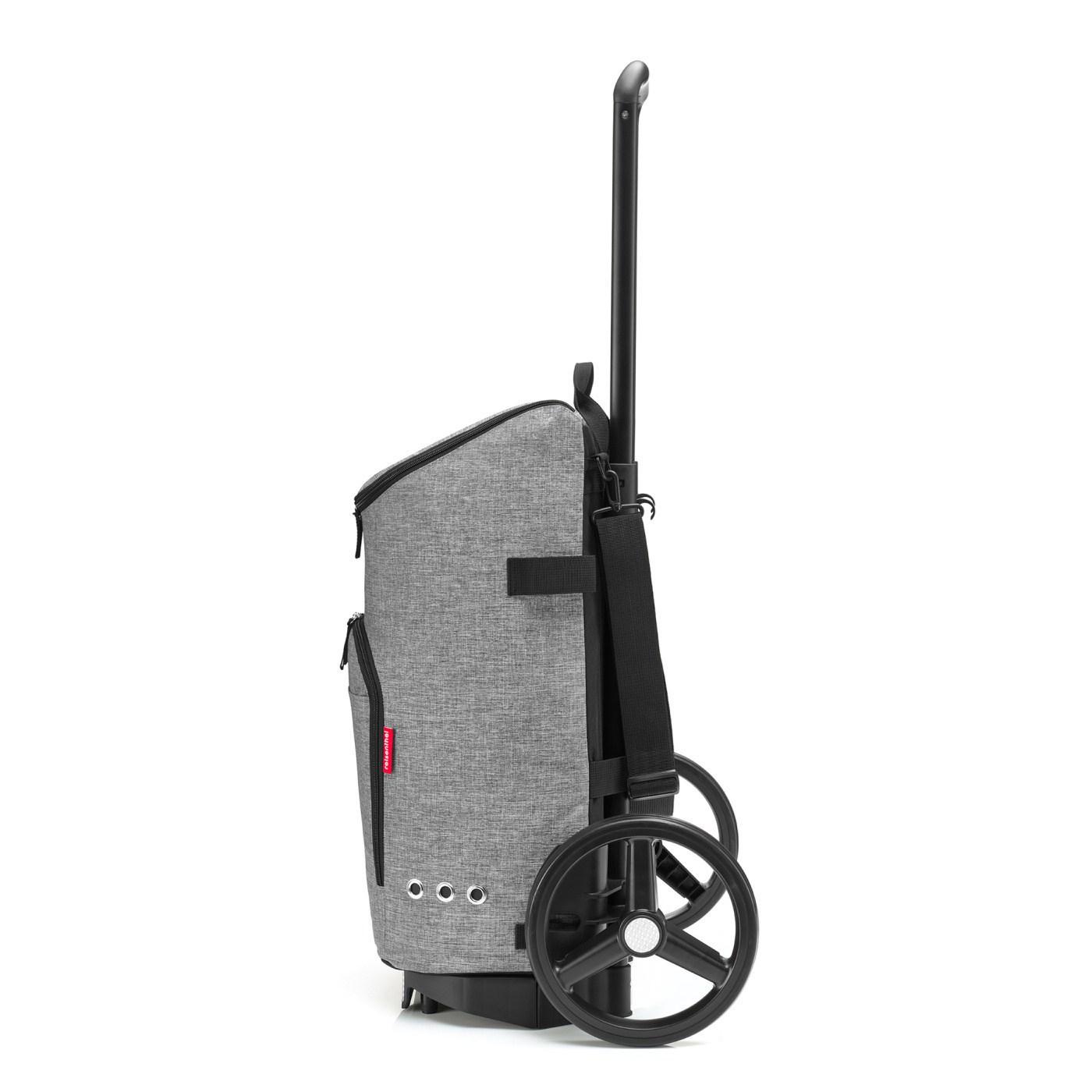 Městská taška Citycruiser Bag twist silver (bez vozíku DE7003!)_2