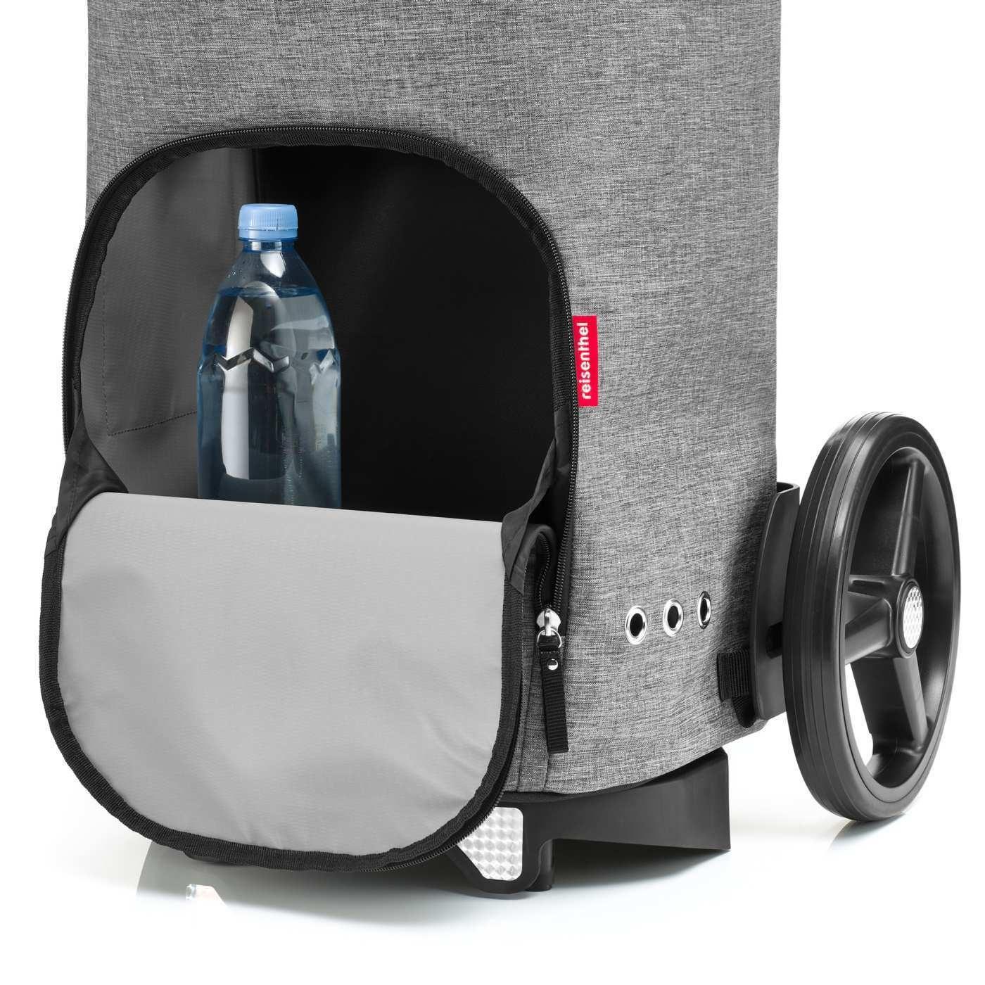 Městská taška Citycruiser Bag twist silver (bez vozíku DE7003!)_4