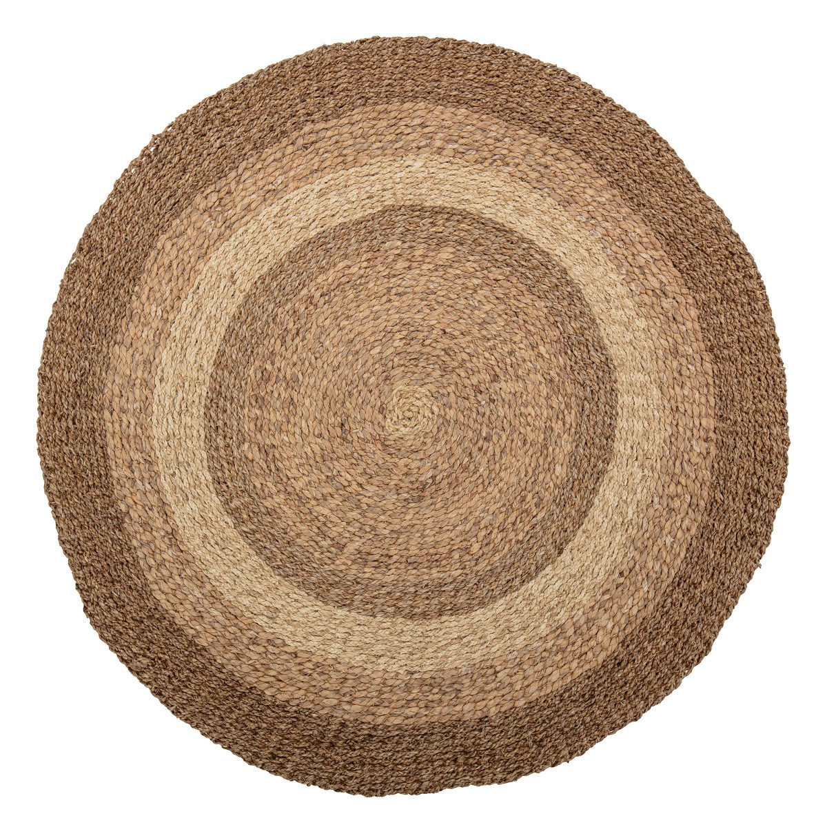 Kulatý koberec Malic, přírodní-mořská tráva_6