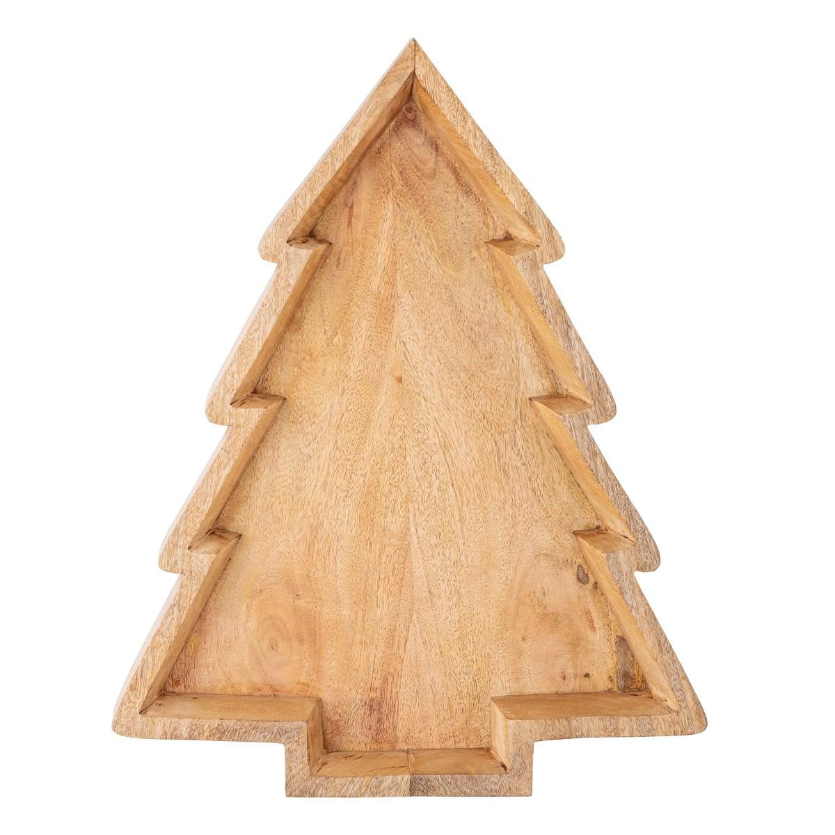Podnos z mangového dřeva ve tvaru stromu_0