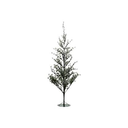 Svítící vánoční strom TREE 150 LED /180 cm přírodní zelený_2