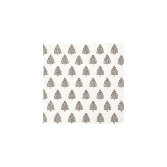 Papírové ubrousky TREE SET/40 ks tmavě zelená_3
