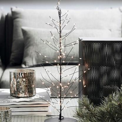 Svítící drátěný strom GLOW s časovačem 45 cm černý_3