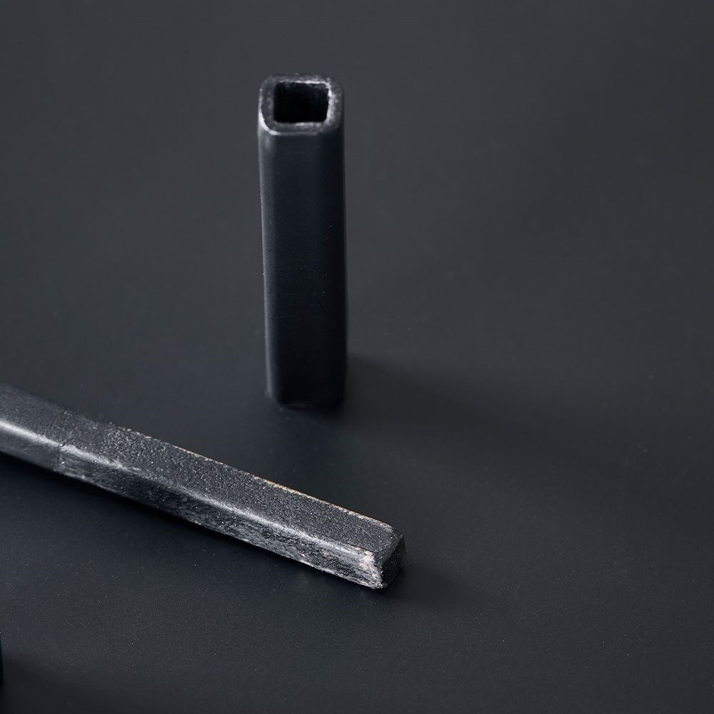 Obrázek z Kovový svícen na 4 svíčky ADVENT 38 cm černý