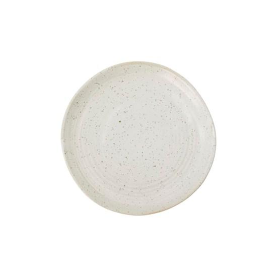 Dezertní talíř PION 16,5 cm šedobílý_2