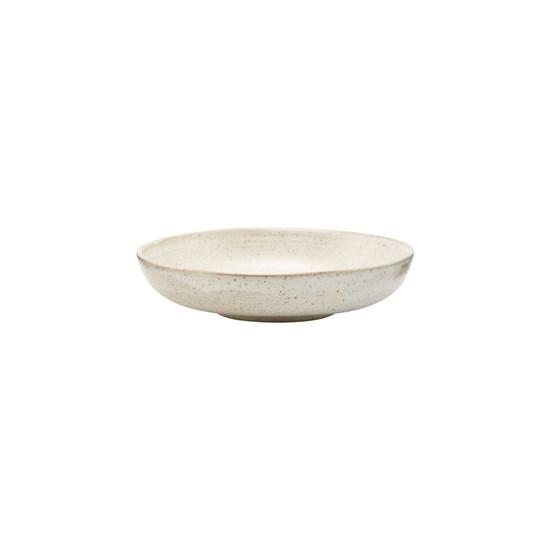 Hluboký talíř / miska PION 19 cm šedobílý_2