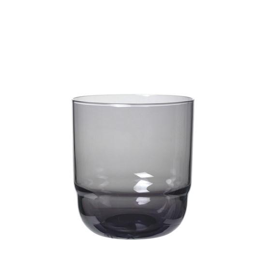 Sklenička na vodu NORDIC BISTRO 200 ml - šedá_0