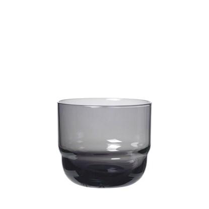 Sklenička na vodu NORDIC BISTRO 150 ml - šedá_0