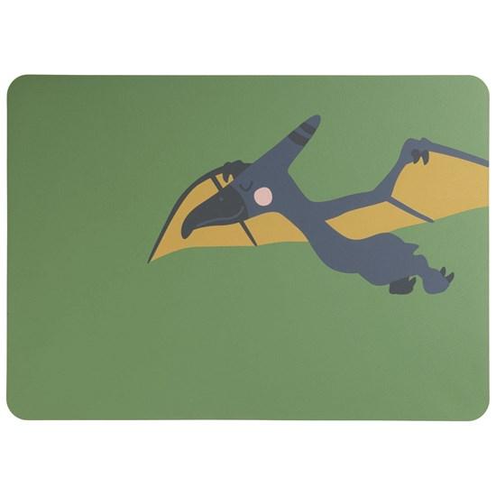"""Prostírání """"Pterosaurus Pako"""" 33x46 cm, zelená_0"""