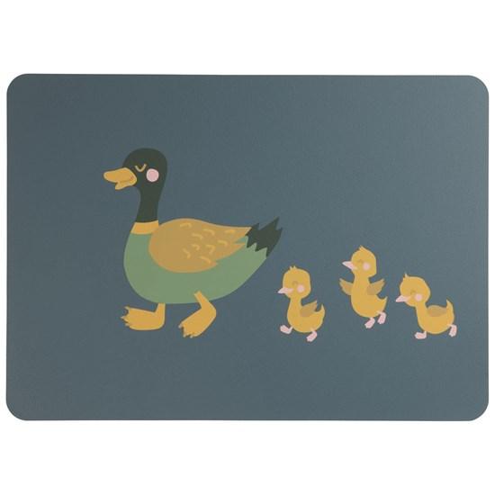 """Prostírání """"Duck Emil"""" 33x46 cm, modrá_0"""