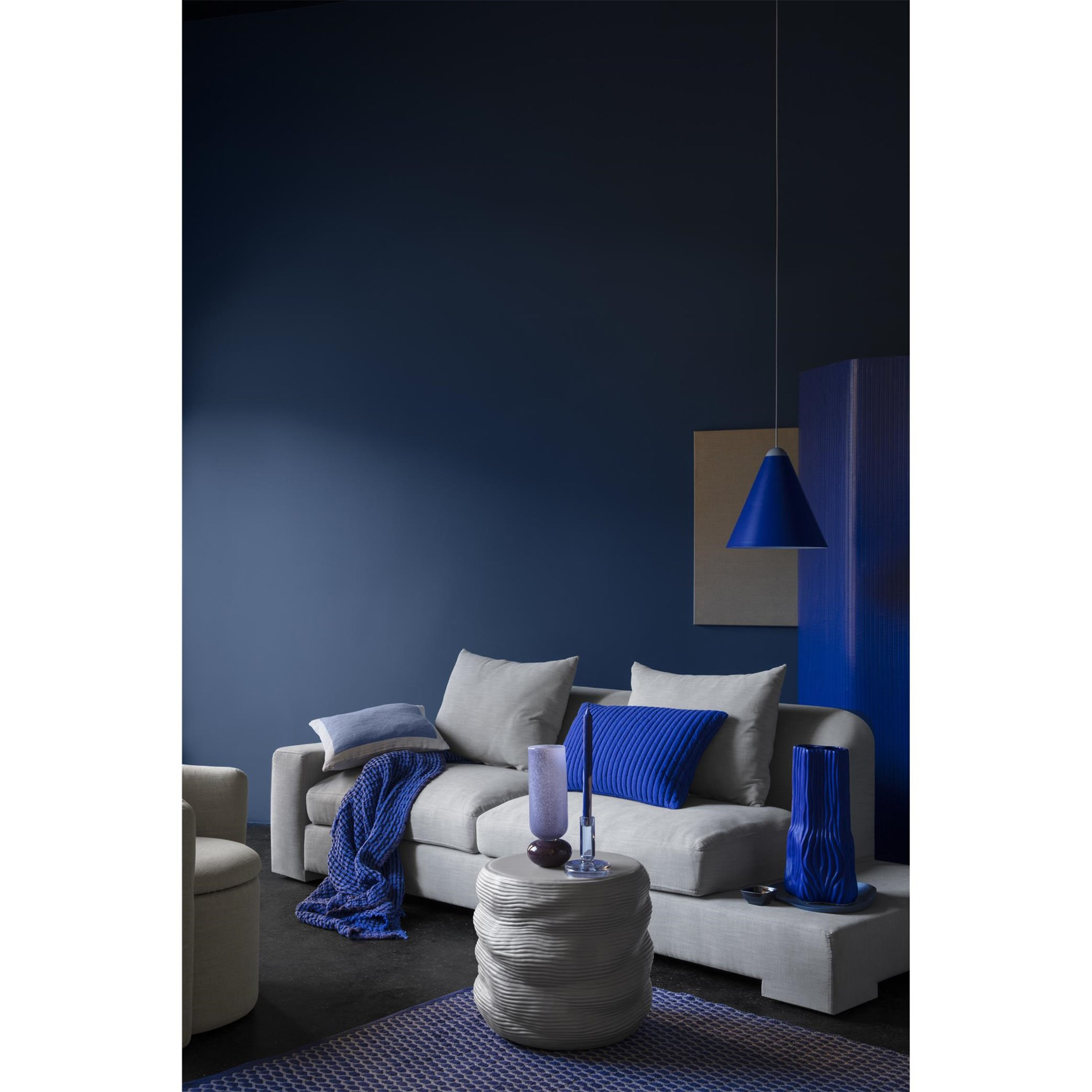 Sofa 2-místná BAY 250 cm krémová (bočnice vpravo)_0