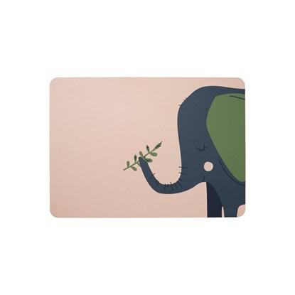 """Prostírání """"Emma Elephant"""" 33x46 cm, růžová_0"""